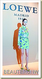Loewe Spring Summer 2011  Press Presentation Look 6