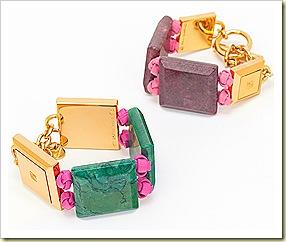 Loewe Spring Summer 2011 bracelets