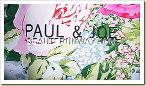 Paul & Joe spring 2011
