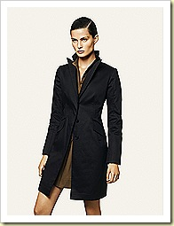 Uniqlo  J Spring 2011 Coat