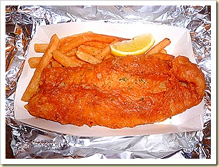 The Manhattan FISH MARKET Singapore Fish n Chips