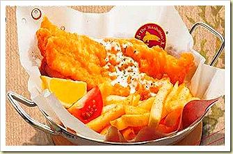 The Mantattan FISH MARKET Fish n Chip