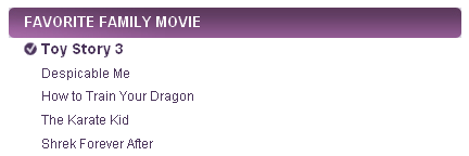People's Choice Awards 2011 Nominees - toy story 3