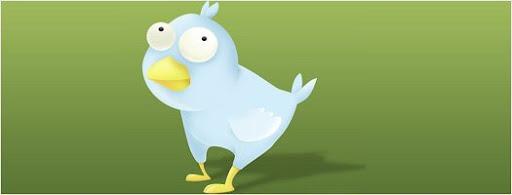 Cool Twitter bird