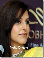 NehaDhupia