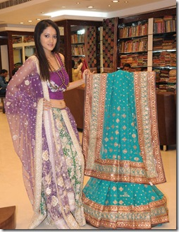 Half Saree Designers in Hyderabad http://www.sareetimes.com/2010/06/designer-sarees-in-hyderabad.html