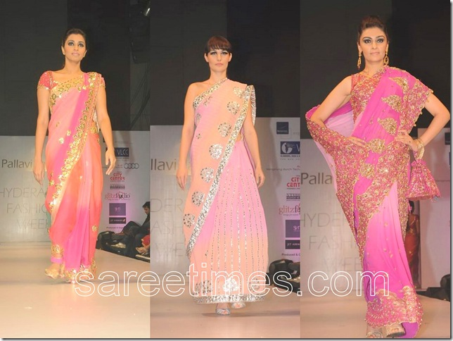 Pallavi-Jaipur-SarisHyderabad-Fashion-week-2010