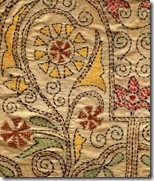 Kantha-Work