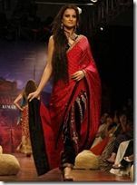 Ritu-Kumar-Saree-Kolkata-Fashion-Week