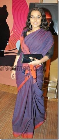 vidya-Balan-Sabyasachi-saree-Lakme-Fashion-Week