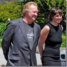Randy and Evi Quaid
