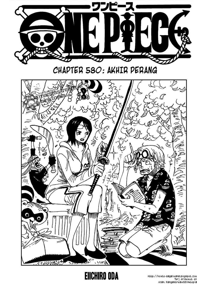 Komik One Piece 1...