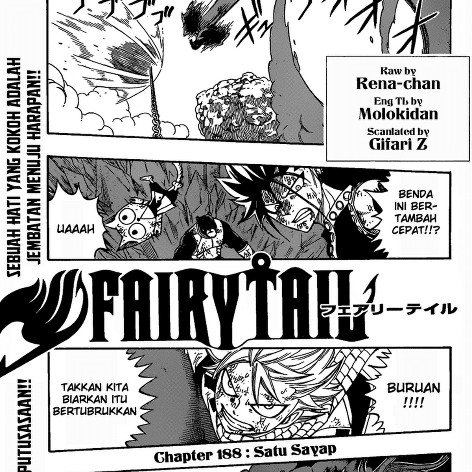 Manga Comic Fairy Tail Indonesia Chapter 188 – Satu Sayap