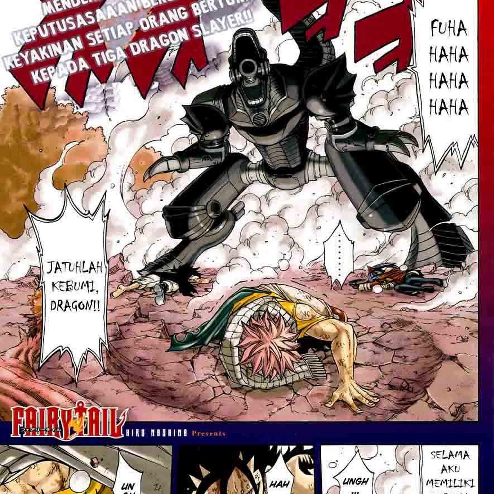 Manga Comics Fairy Tail Indonesia Chapter 194 – Aku Berdiri Tepat Disini