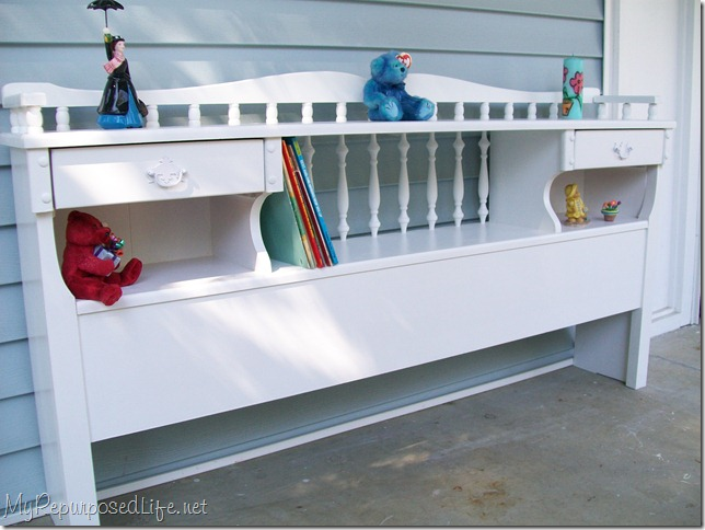 child's display shelf