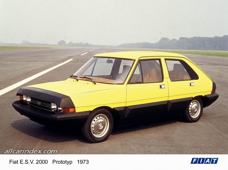 Fiat Esv 2000
