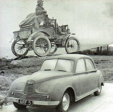 Cars To Make >> Fedden (United Kingdom)