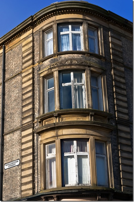 seeing the cross in the windows of the wellington street hotel hull