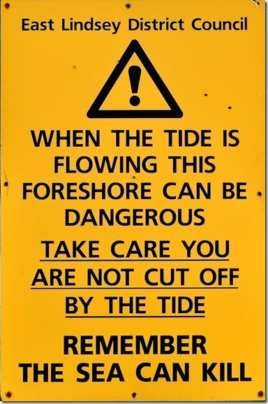 the sea can kill