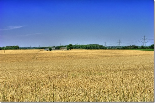 john clare's countryside today