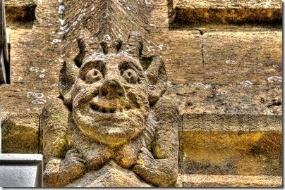 winchcombe grinning demon