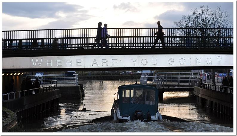 bridge in lincoln where are you going  copy