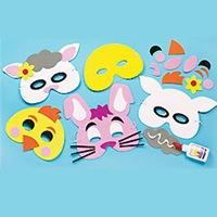 máscaras hecha con Goma eva (18)