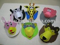 máscaras hecha con Goma eva (22)