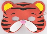 máscaras hecha con Goma eva (5)