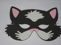 máscaras hecha con Goma eva (9)