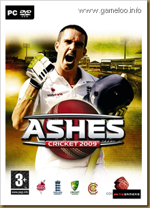 Ashes 2009 Orginal Full Reloaded + Crack
