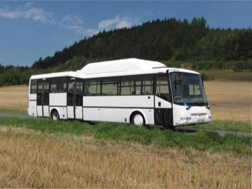 SOR BNG 12 - międzymiastowy autobus z napędem na gaz ziemny (CNG)