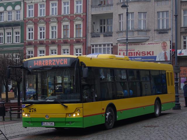 Solbus SM 12 LNG (LNG, sprężony, skroplony gaz ziemny, metan, biogaz)
