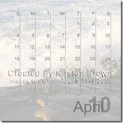 2010 Calendar12-009