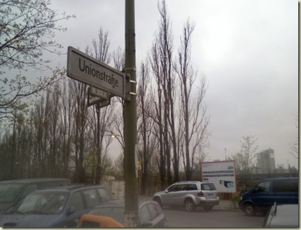 unionstrasse