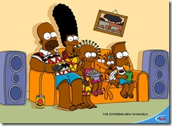 Black Simpsons