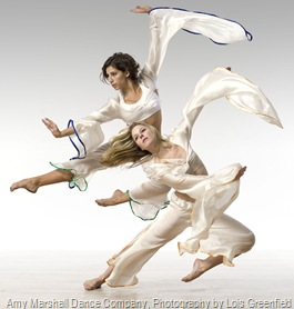 Amy Marshall Dance Company, Photography by Lois Greenfield