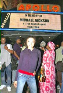Michael Jackson dies 6.45