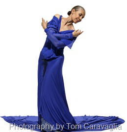 Paradigm Carmen de Lavallade, Photography by Tom Caravaglia