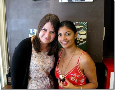 Anjana and I