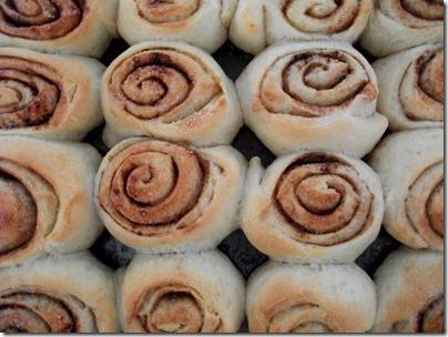 Baked scrolls