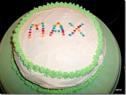 2month cake