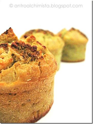 Appetizer Muffins Salati al Pesto 1