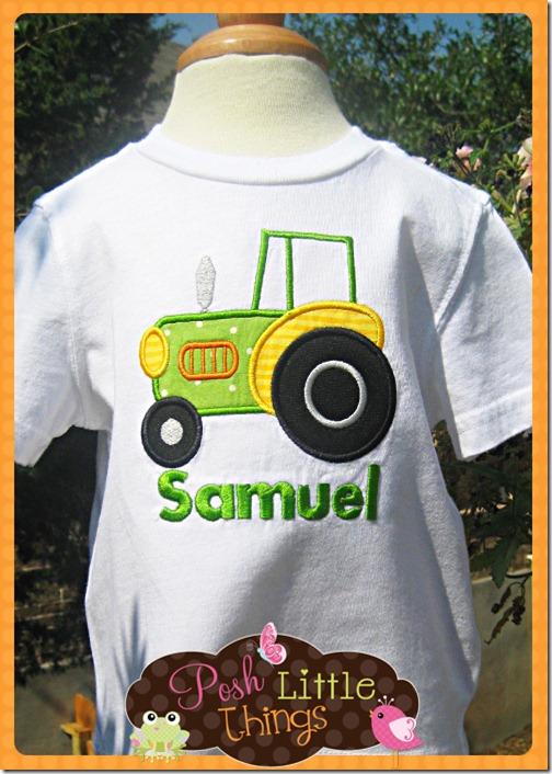 samuel tractor l
