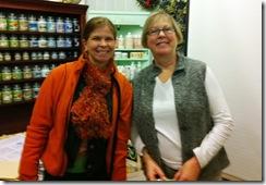 Susan Reimer and Ellen