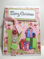 120609 Merry Christmas - Stamping Dragon Stamps