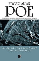 Os Crimes da rua morgue e outras historias