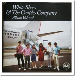 White Shoes And The Couples Company Album Vakansi Download