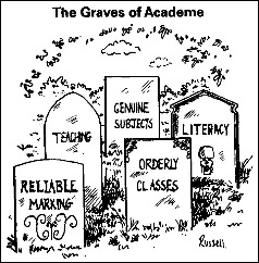 Graves of Academe