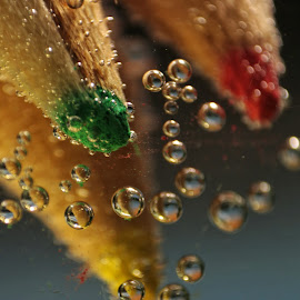 Gazosa by Luca Guido - Abstract Macro ( #macro #colours )